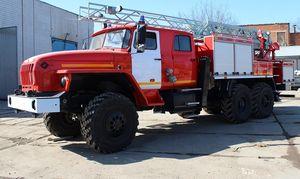 пожарная цистерна