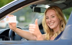 замена водительского